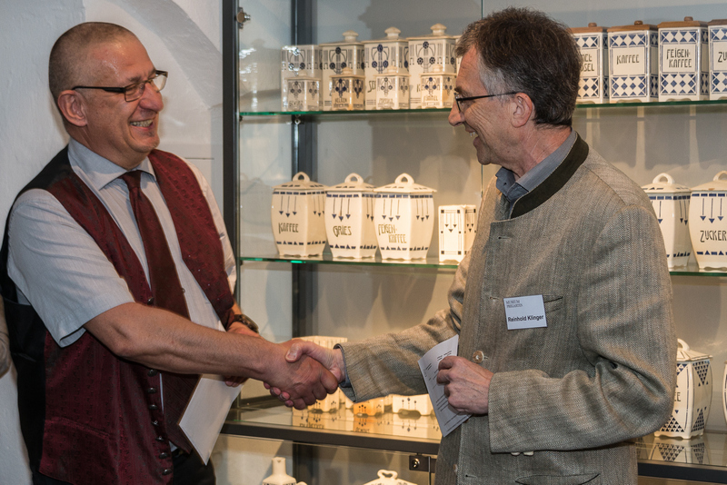 1-Zufriedene Gesichter - Mario Kranewitter und Reinhold Klinger